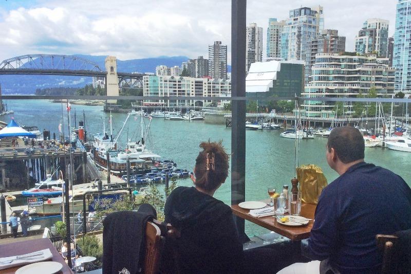 False Creek Vancouver Harbour BC Canada - photo Zoe Dawes