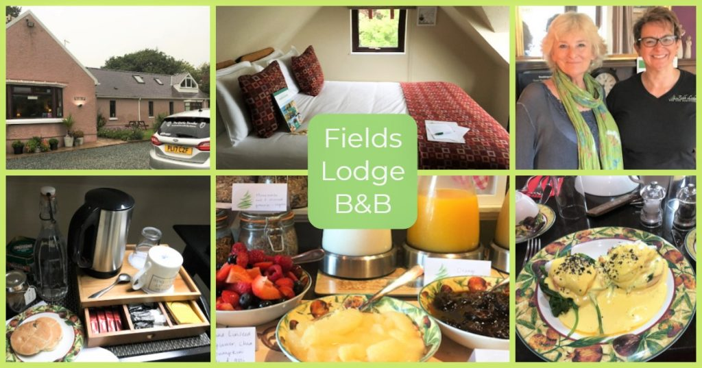 Fields Lodge B&B Milford Haven Pembrokeshire Wales - The Quirky Traveller