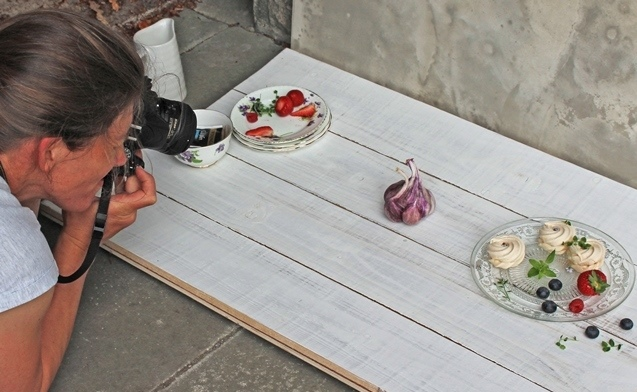 Food Photography shoot