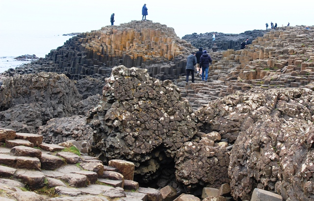 Giants Causeway County Antrim Ireland - zoedawes