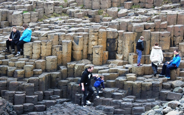 The Giant's Causeway Northern Ireland - zoedawes