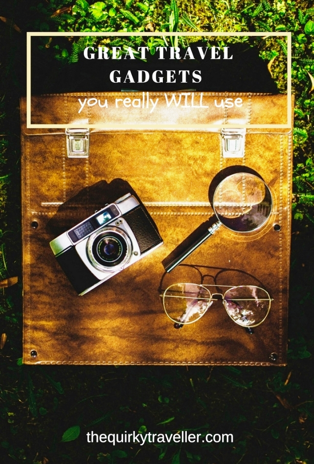 Best travel gadgets you really will use