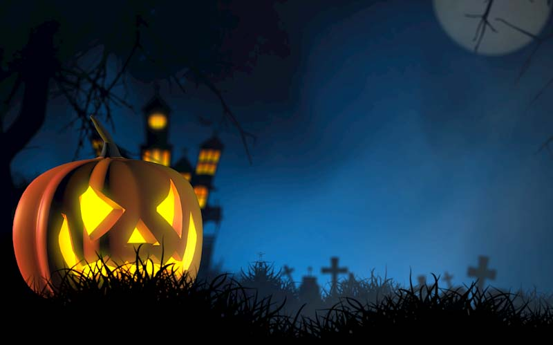 Halloween lantern - best pumpkin soup recipe