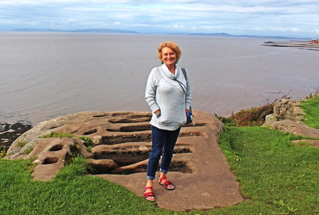 The Quirky Traveller on Heysham Headland