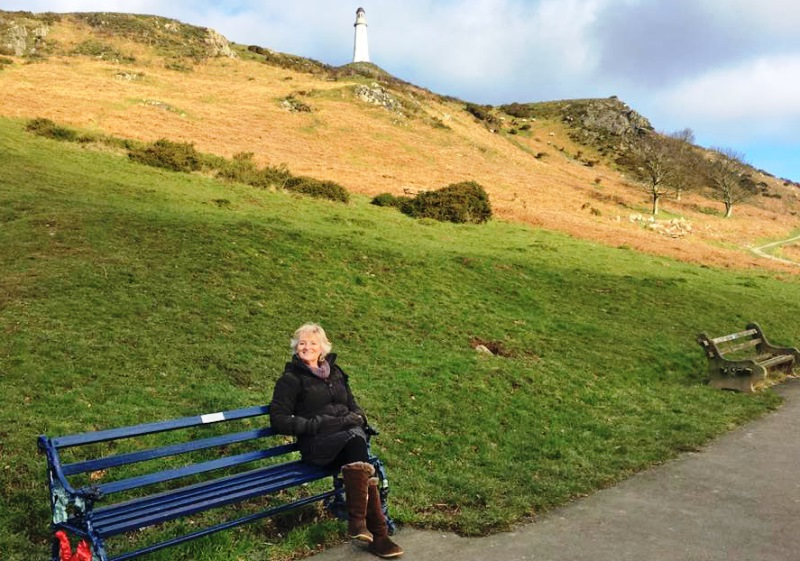 Hoad Monument Ulverston built in memory of Sir John Barrow