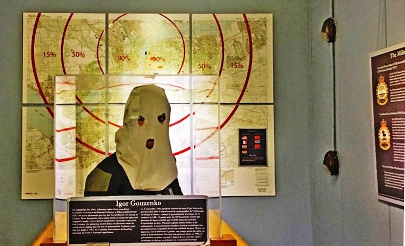 Igor Guzenko - Diefenbunker Museum - Ontario