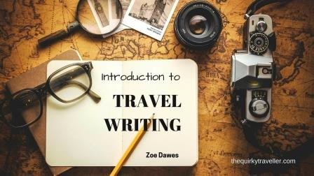 Introduction to Travel Writing with Zoe Dawes