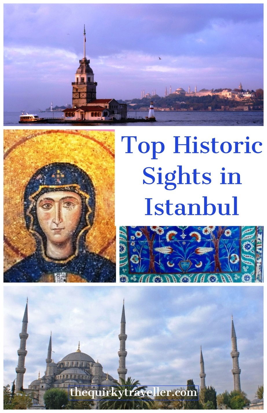 Top sights in Istanbul Turkey - image Zoe Dawes