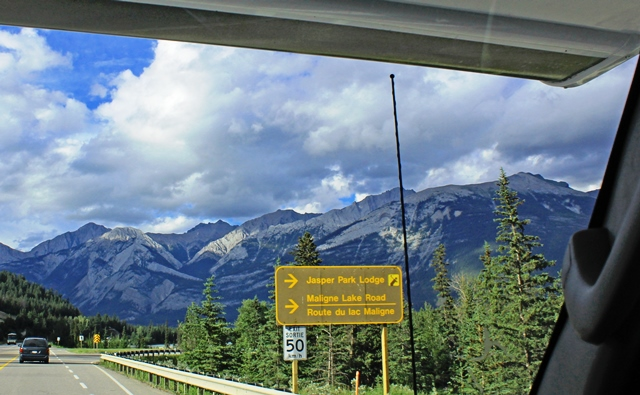 The Rockies in Jasper National Park - RV Road Trip - image zoedawes