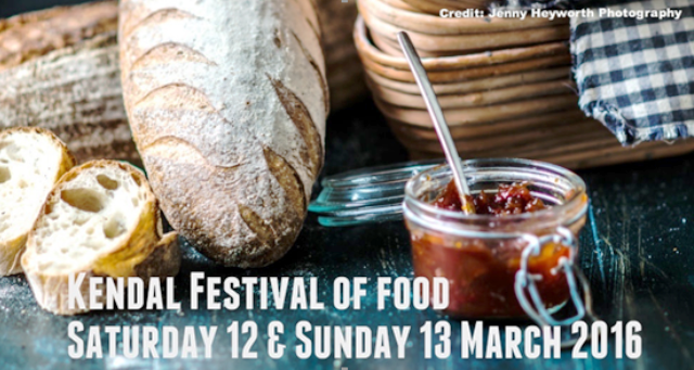 Kendal Food and Drink Festival 16