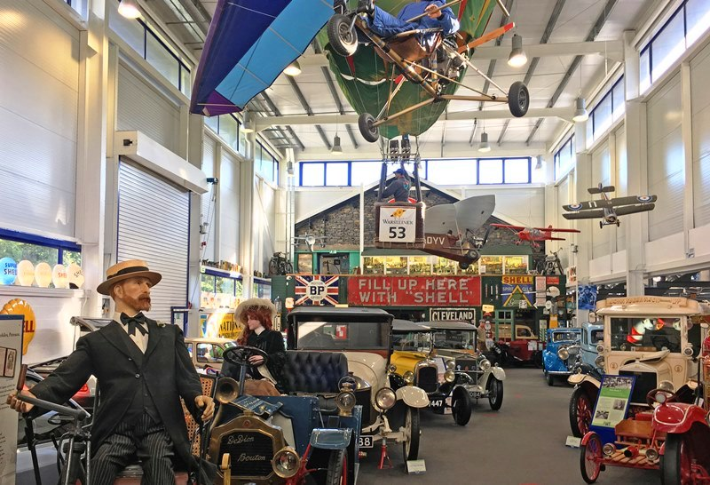 Lakeland Motor Museum - photo Zoe Dawes