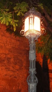 Lamp in Jerez - photo zoedawes