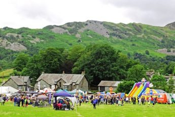 Langdale Gala in the Lake District