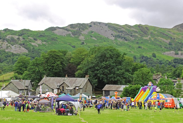Langdale Gala - Lake District show
