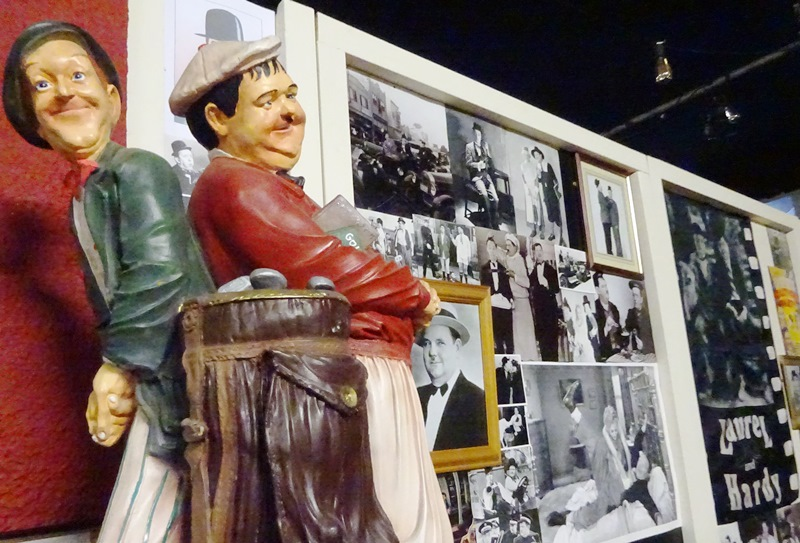 Laurel and Hardy Museum Ulverston