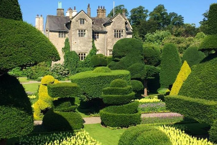 Levens Hall Topiary Garden - Cumbria