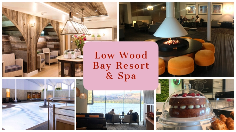 Quirky Travel Review - Low Wood Bay Resort and Spa in the Lake District
