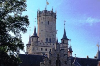 Marienburg Castle Lower Saxony Germany - photo Zoe Dawes