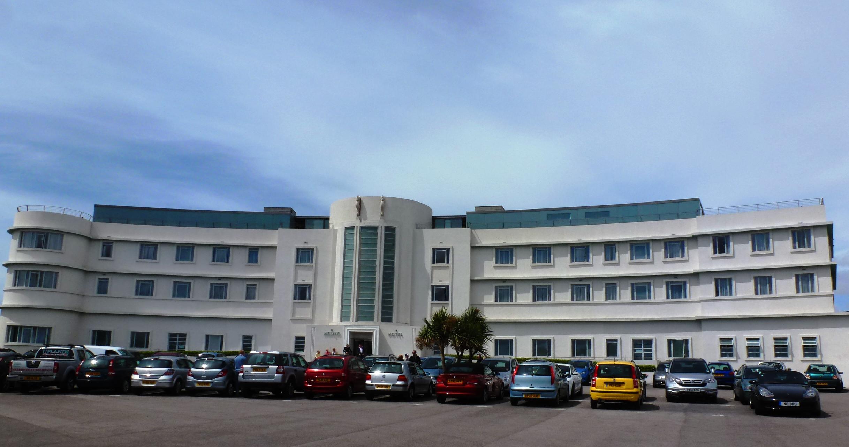 Midland Hotel, Morecambe, Lancashire
