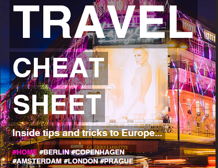 Insider Travel Tips for Europe