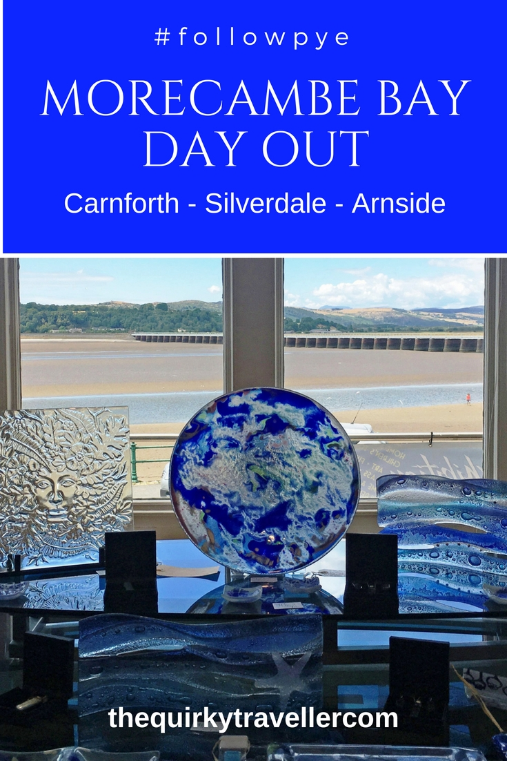 Morecambe Bay Day Out with The Quirky Traveller