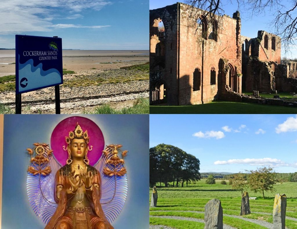 7 Soulful Places around Morecambe Bay - by Zoe Dawes