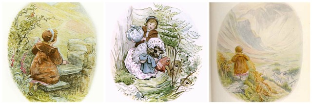 Mrs Tiggy-winkle by Beatrix Potter - image zoedawes