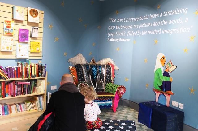 National Centre for Children's Books Newcastle - Half-Term