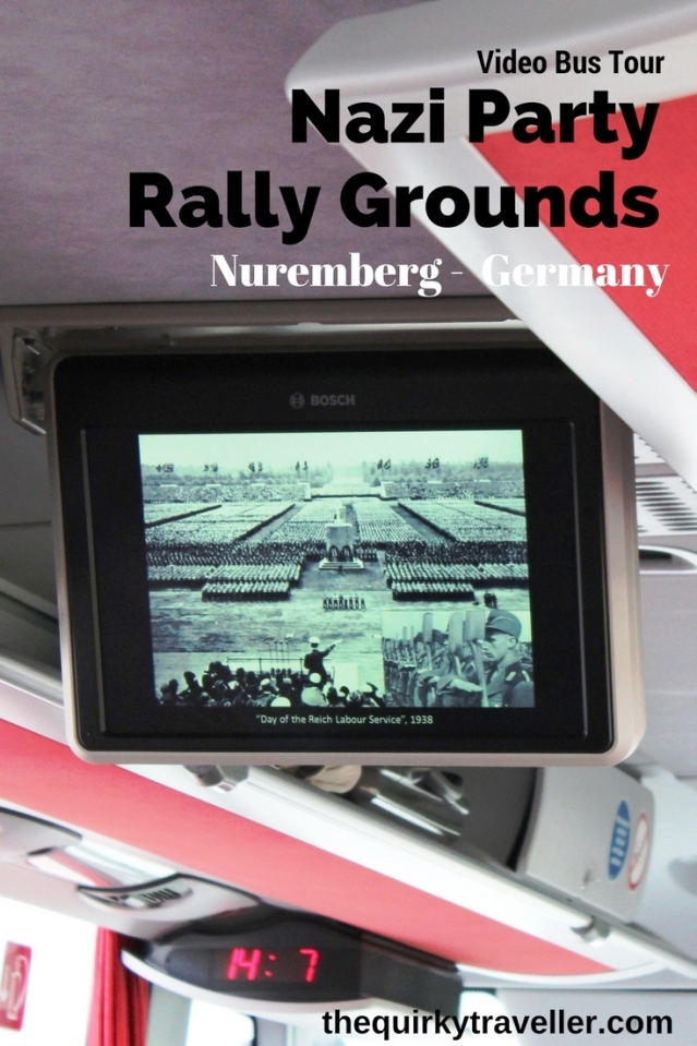 Nazi Party Rally Grounds Tour Nuremberg - image zoe dawes