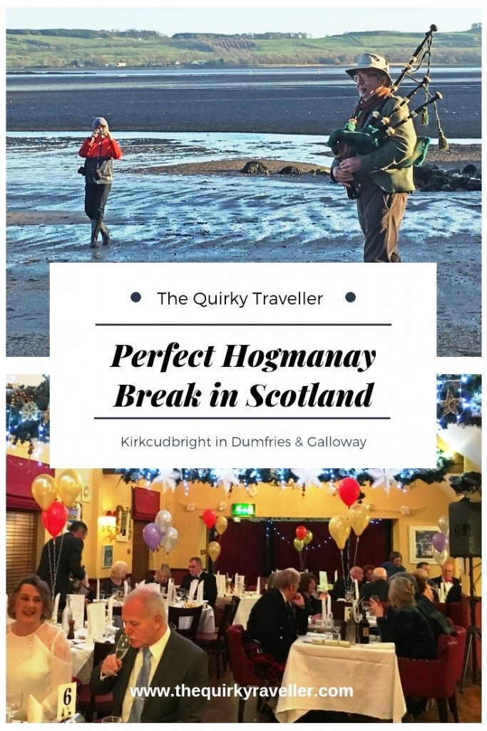 Find out all about the prefect Hogmanay Break in Scotland. Stay in Kirkcudbright for ideal Scottish Hogmanay