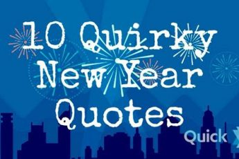 New Year Quotes - The Quirky Traveller