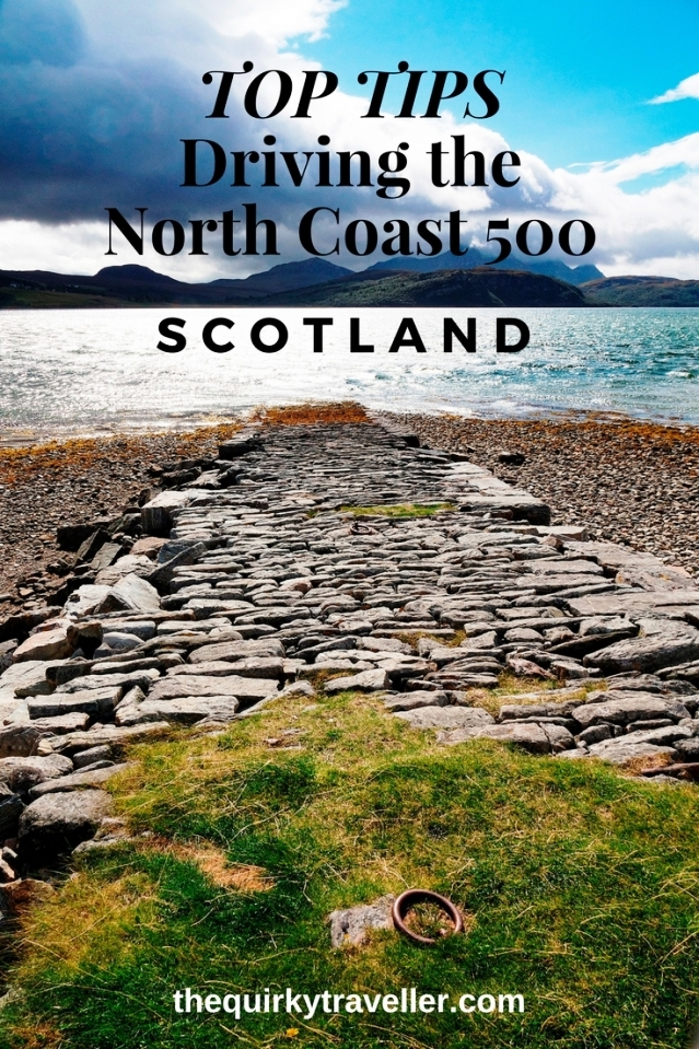 Top tips for driving the North Coast 500