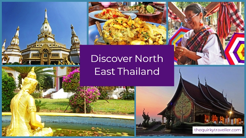 Top things to see and do in North East Thailand