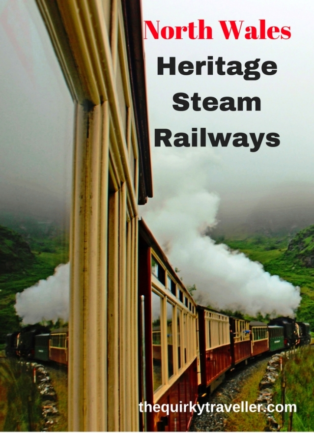 North Wales Steam Railways
