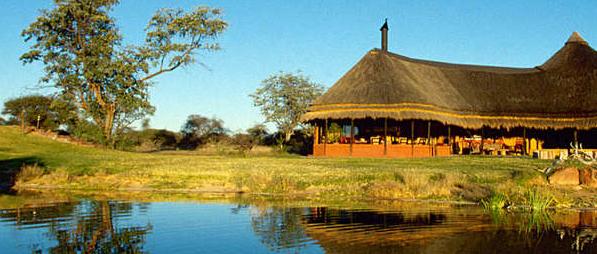 Okonjima Safari Camp Namibia
