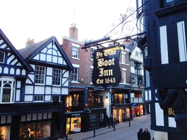 Olde Boot Inn Chester - photo zoedawes
