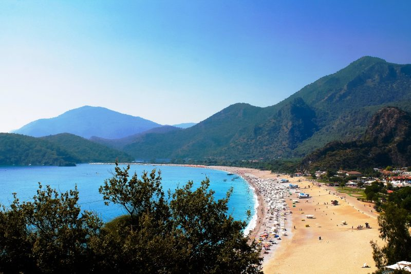 Oludeniz Beach - Turquoise Coast Turkey
