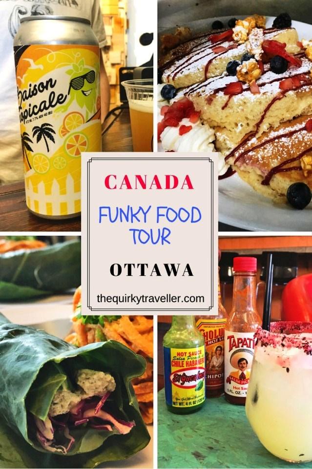 Ottawa Food Tour Canada - image Zoe Dawes