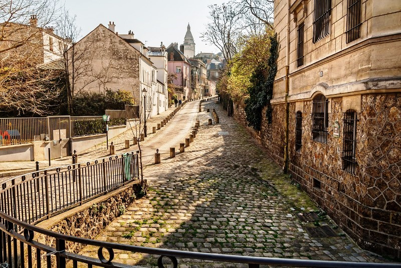 Montmartre in Paris - photo ©Holidu