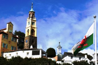 Portmeirion North Wales - The Quirky Traveller