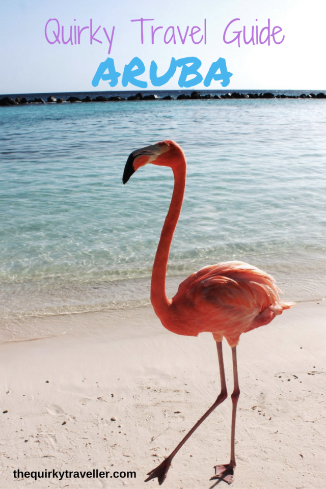 Quirky Travel Guide - fun things to do on Aruba