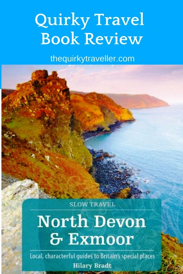 Quirky Travel Review Slow Travel Devon and Exmoor