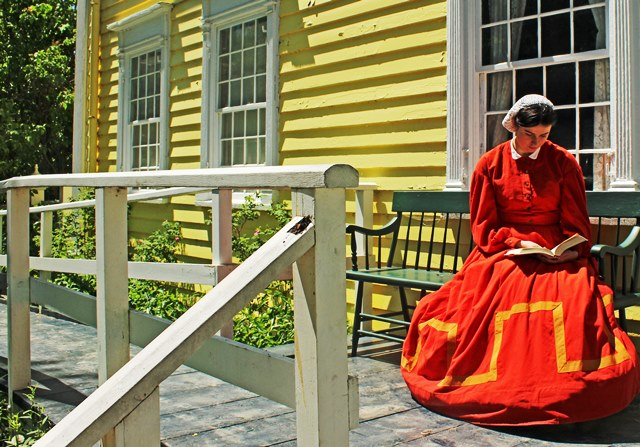 Robertson House Upper Canada Village - photo Zoe Dawes