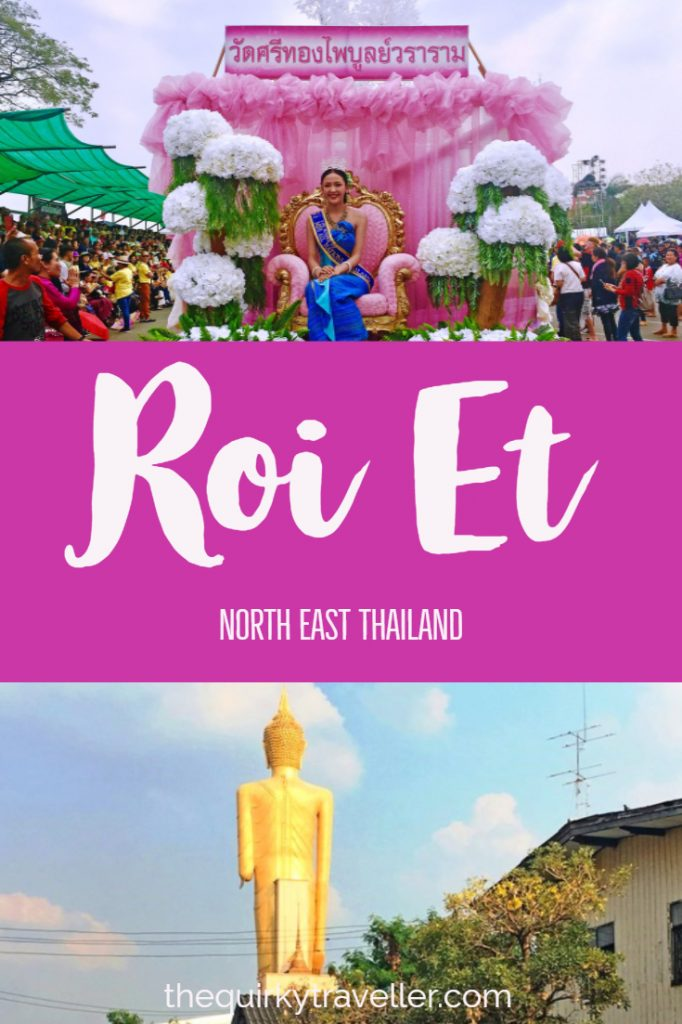 Roi Et North East Thailand