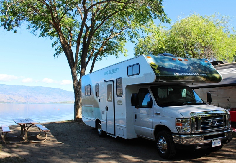 Top Tips for your RV (motorhome) road trip in Canada - The