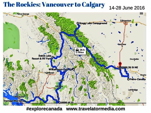 Top Tips for your RV (motorhome) road trip in Canada - The ... Calgary Maps Driving Directions on get directions, follow directions, cardinal directions, calgary things to do, calgary maps and directions, calgary restaurants, a list on the map directions, calgary weather, calgary c-train schedule, calgary hotels,