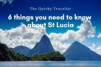 6 things you need to know about Saint Lucia