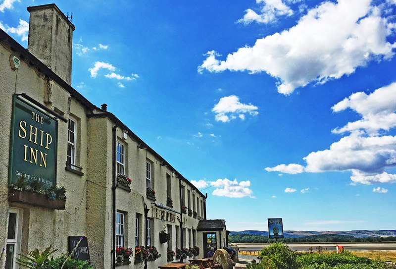 Ship Inn Sandside near Arnside