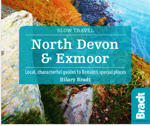 Slow Travel North Devon and Exmoor - Bradt guide book