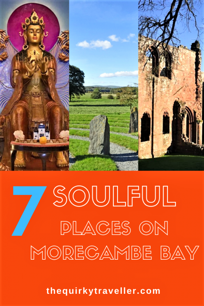 7 Soulful Places around Morecambe Bay in Lancashire by Zoe Dawes